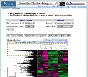 Gene Expression Omnibus (GEO) - EcoliWiki